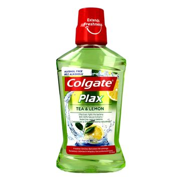 Colgate Plax Tea & Lemon płyn do płukania ust 500 ml