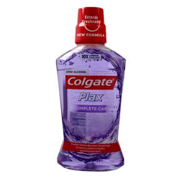 Colgate płyn do płukania ust Plax Complete Care 500 ml