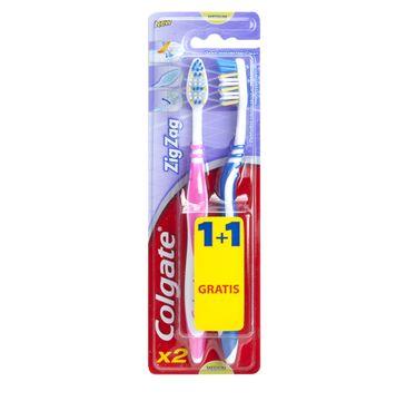 Colgate Zig Zag szczoteczka dla dzieci plus śr. 1+1 Gratis