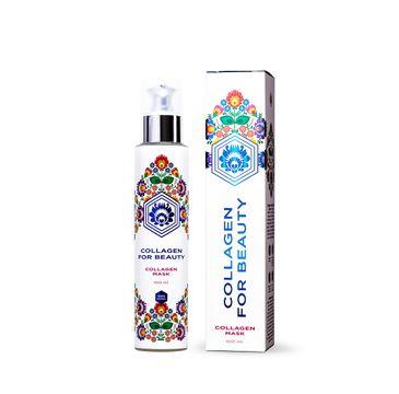 Collagen For Beauty Folk Collagen Mask 100% Natural kolagenowa maska do twarzy ( 100 ml)