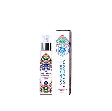 Collagen For Beauty Folk Collagen Mask 100% Natural kolagenowa maska do twarzy (50 ml)