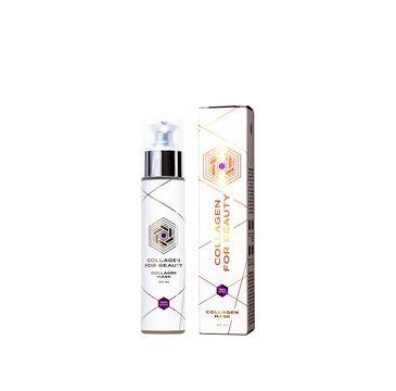 Collagen For Beauty Lux Collagen Mask 100% Natural kolagenowa maska do twarzy (50 ml)