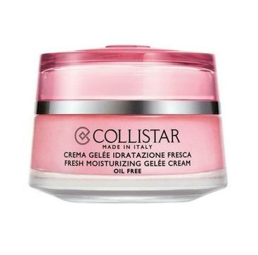Collistar Idro-Attiva Fresh Moisturizing Gel-Cream nawilżający żel-krem do twarzy 50 ml