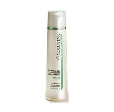 Collistar Shampoo-Gel Purifying Balancing Shampoo Oczyszczający szampon–żel równoważący 250ml