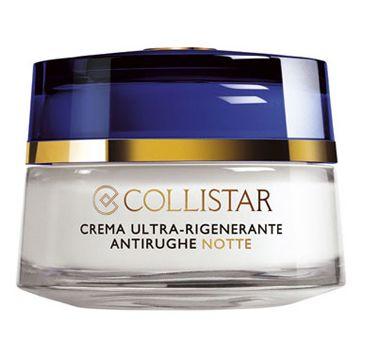 Collistar Ultra-Regenerating Anti-Wrinkle Night Cream Ultra regenerujący krem przeciwzmarszczkowy na noc 50ml