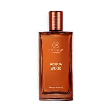 Collistar Uomo Acqua Wood woda toaletowa spray 50ml