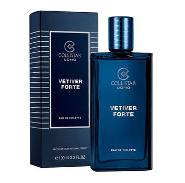 Collistar Vetiver Forte woda toaletowa spray (100 ml)