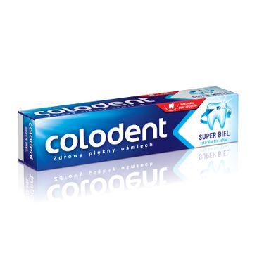 Colodent Super Biel pasta do zębów wybielająca 100 ml