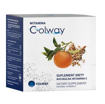 Colway C-olway naturalna witamina C suplementy diety 100 kapsułek