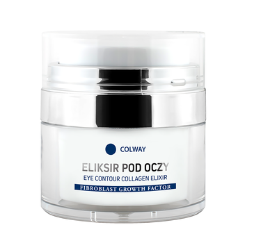Colway Eye Contour Collagen Elixir eliksir pod oczy 15ml