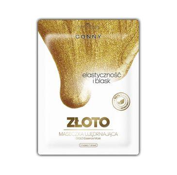 Conny Gold Essence Mask Złoto ujędrniająca maseczka w płachcie 23g