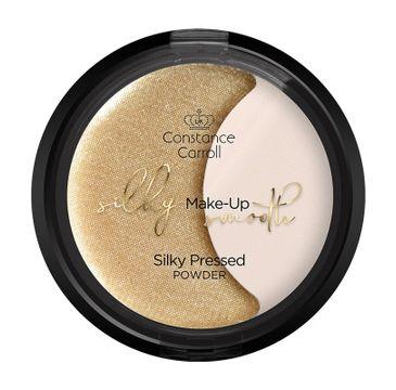 Constance Carroll – puder do twarzy Silky Smooth nr 01 (8 g)
