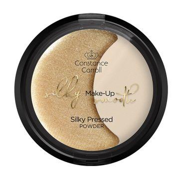 Constance Carroll – puder do twarzy Silky Smooth nr 03 (8 g)