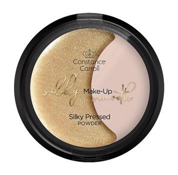 Constance Carroll – puder do twarzy Silky Smooth nr 04 (8 g)
