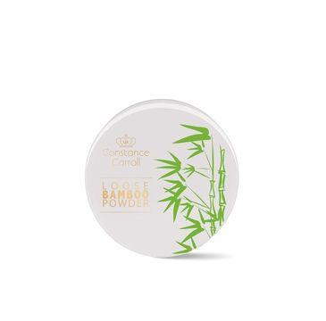 Constance Carroll Loose Bamboo Powder – puder bambusowy sypki (10 g)