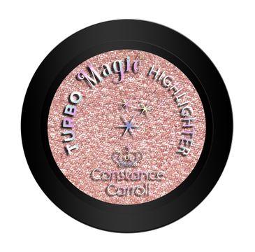 Constance Carroll – rozświetlacz do twarzy Turbo Magic Highlighter nr 01 (1 szt.)