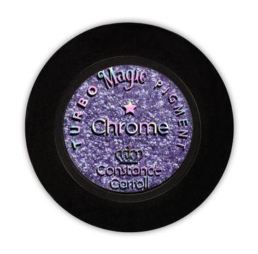 Constance Carroll Turbo Magic Pigment – cień do powiek Chrome nr 01 (3 g)