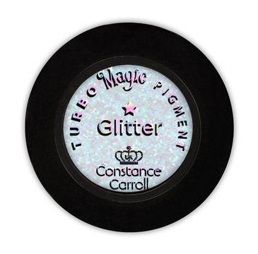 Constance Carroll Turbo Magic Pigment Glitter – cień do powiek nr 01 (1 szt.)