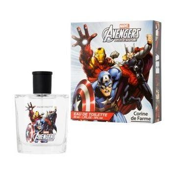 Corine de Farme Avengers woda toaletowa dla chłopców 50 ml