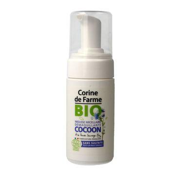 Corine de Farme Bio Organic pianka micelarna do demakijażu 100 ml