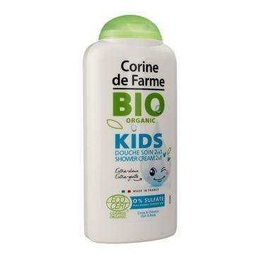 Corine de Farme Bio Organic żel pod prysznic 2w1 Kids 300 ml