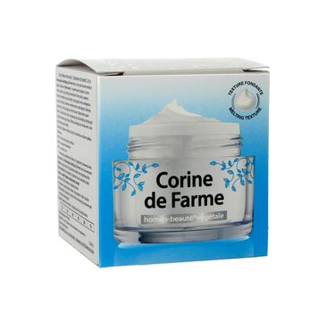 Corine de Farme HBV delikatny odświeżający krem-żel nawilżający - cera normalna i mieszana 50 ml