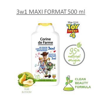 Corine de Farme Incredibles 2 Å»el pod prysznic 3w1 500 ml