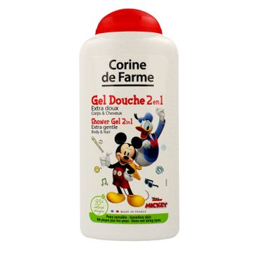 Corine de Farme Mickey Å»el pod prysznic 2w1 250 ml