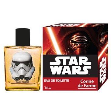 Corine de Farme Star Wars woda toaletowa dla chłopców 50 ml