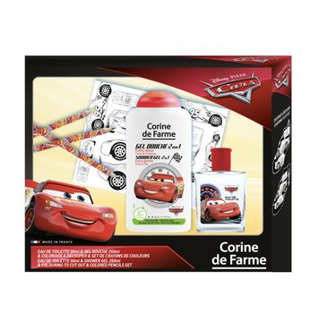 Corine de Farme – Zestaw Cars (1 szt.)