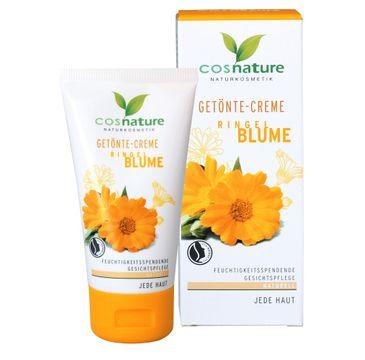 Cosnature – Ringel Blume naturalny nawilżający lekko koloryzujący krem z nagietkiem (50 ml)