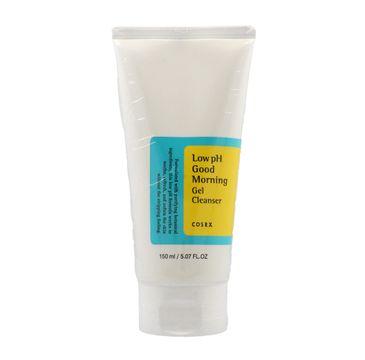 CosRx Low pH Good Morning Gel Cleanser Żel oczyszczający do twarzy 150 ml