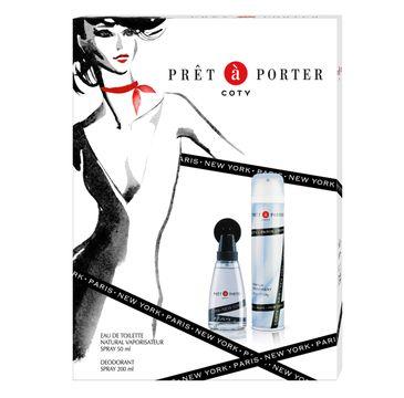 Pret A Porter Zestaw prezentowy Original woda toaletowa 50ml+dezodorant spray 200ml