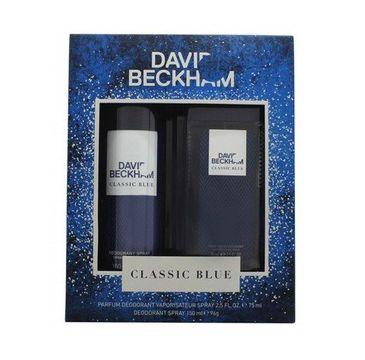David Beckham – zestaw kosmetyków Classic Blue ( 1 op.)