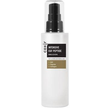 Coxir – Intensive EGF Peptide Emulsion przeciwzmarszczkowa emulsja do twarzy z EGF i peptydami (100 ml)