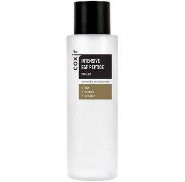 Coxir – Intensive EGF Peptide Toner przeciwzmarszczkowy tonik do twarzy z EGF i peptydami (150 ml)