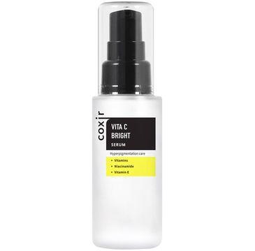 Coxir – Vita C Bright Serum rozjaśniające serum do twarzy z witaminą C (50 ml)