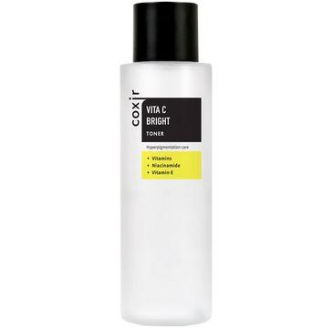 Coxir – Vita C Bright Toner rozjaśniający tonik do twarzy z witaminą C (150 ml)