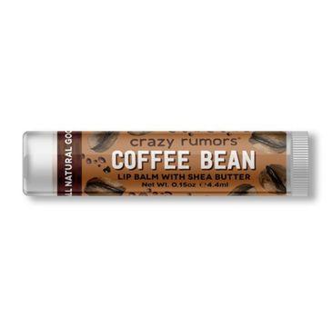 Crazy Rumors balsam do ust naturalny Coffee Bean (4.4 ml)