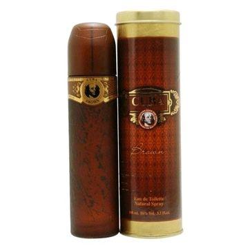 Cuba Original Brown woda toaletowa spray 100ml