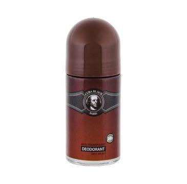 Cuba Original Cuba Black dezodorant w kulce 50ml