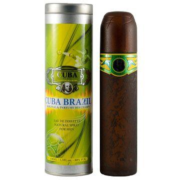 Cuba Original Cuba Brazil woda toaletowa spray 35ml