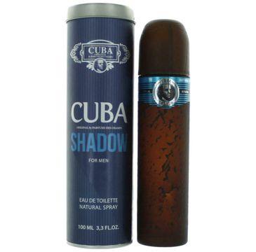 Cuba Original Cuba Shadow For Men woda toaletowa spray 100ml