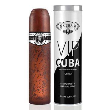 Cuba Original Cuba VIP For Men woda toaletowa spray 100ml