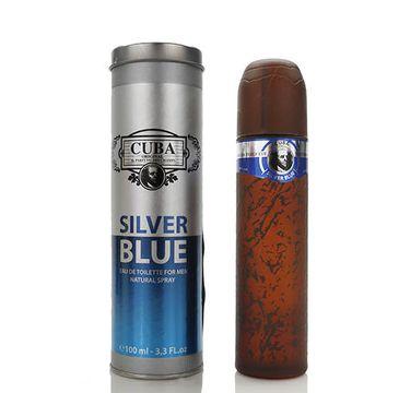 Cuba Original Silver Blue woda toaletowa spray 100ml