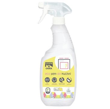 Czysta Chata Eco płyn do kuchni (750 ml)