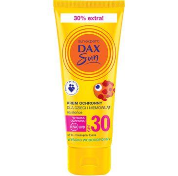 Dax Sun krem ochronny dla dzieci i niemowląt SPF 30 (75 ml)