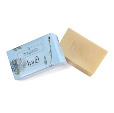 Hagi Cosmetics Naturalne mydło aloesowo-ziołowe (100 g)