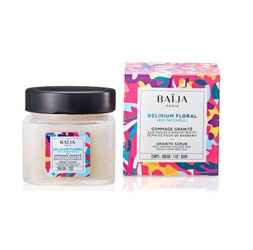 Baija – Granita Body Scrub peeling do ciała Delirium Floral (212 ml)