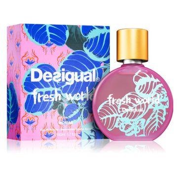 Desigual Fresh World Woman woda toaletowa spray 50ml